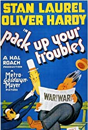 Pack Up Your Troubles (1932) Poster - Movie Forum, Cast, Reviews