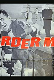 The Murder Men Poster