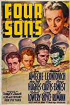 Four Sons (1940) Poster