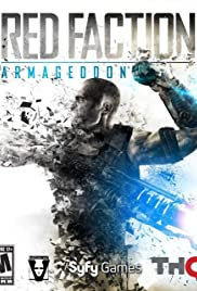 Red Faction Armageddon (2011) Poster - Movie Forum, Cast, Reviews