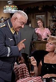 Sergeant Schultz Meets Mata Hari Poster