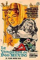Image of La venganza de Don Mendo