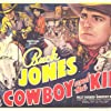 Bill Burrud and Buck Jones in The Cowboy and the Kid (1936)