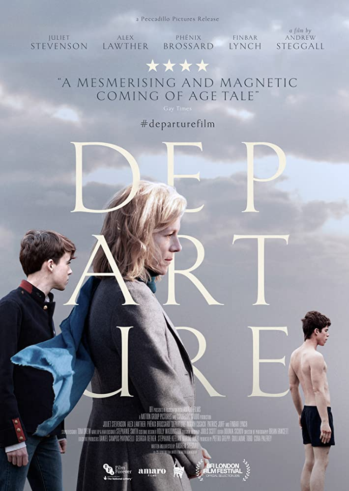 Išvykimas / Departure (2015)