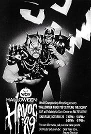 Halloween Havoc Poster