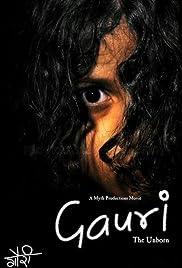 Gauri: The Unborn Poster