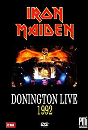 Iron Maiden: Donington Live 1992 (1993) Poster - Movie Forum, Cast, Reviews