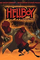 Image of Hellboy Animated: Iron Shoes