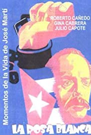 La rosa blanca Poster
