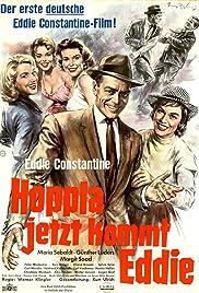 Hoppla, jetzt kommt Eddie Poster