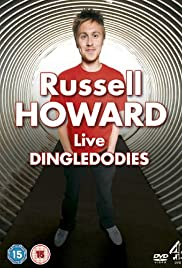 Russell Howard Live: Dingledodies Poster