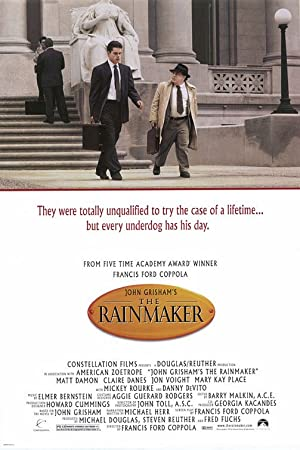 The Rainmaker (1997) Download on Vidmate