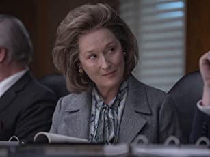Meryl Streep in Pentagon Papers (2017)