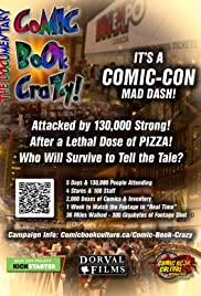Watch Online Comic Book Crazy! HD Full Movie Free
