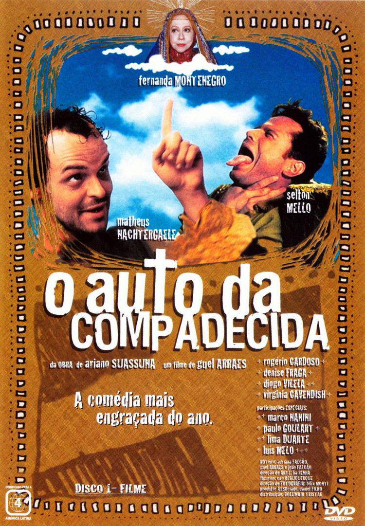 Image O Auto da Compadecida Watch Full Movie Free Online