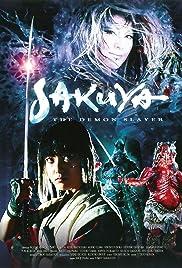 Sakuya: yôkaiden Poster
