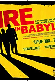 Fire in Babylon (2010) Poster - Movie Forum, Cast, Reviews