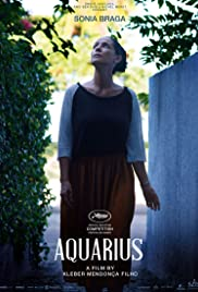 Aquarius (2016) Poster - Movie Forum, Cast, Reviews