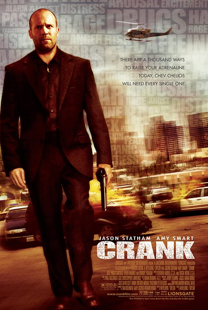 Crank 2006 Full Movie Watch Online HD Download In Hindi