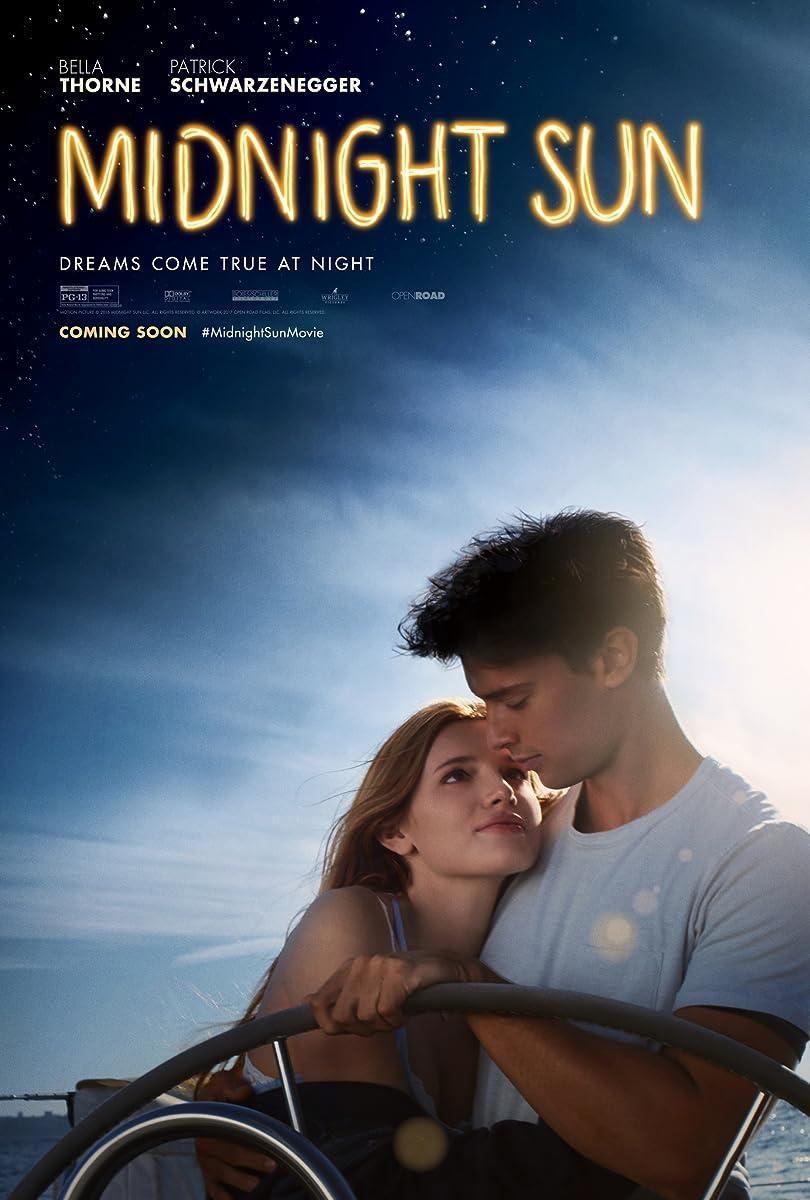Vidurnakčio saulė /  Midnight sun (2018)