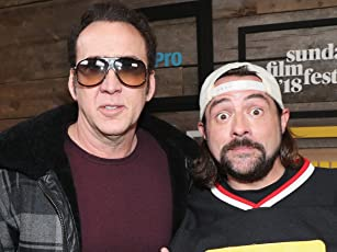Kevin Smith Nicolas Cage Share Bromance Over Valley Girl