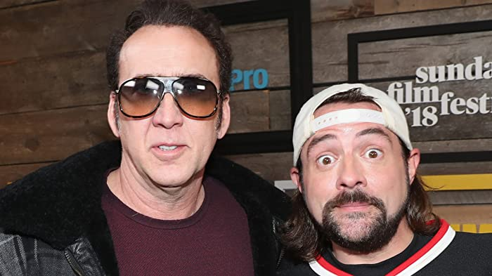 Kevin Smith, Nicolas Cage Share Bromance Over 'Valley Girl'