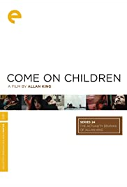 Come on Children Poster