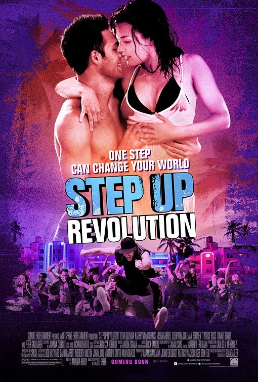 Step Up Revolution 2012 Dual Audio Movie 350MB