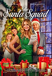 The Santa Squad (2020) poster