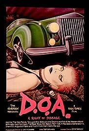 D.O.A.(1980) Poster - Movie Forum, Cast, Reviews