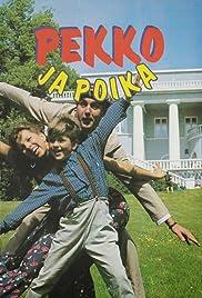 Pekko ja poika Poster