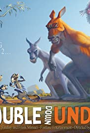 Trouble Down Under Poster