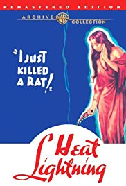 Heat Lightning(1934) Poster - Movie Forum, Cast, Reviews