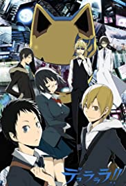 Durarara!! Poster - TV Show Forum, Cast, Reviews