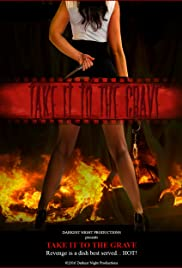 Take It to the Grave Poster