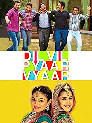 Dil Vil Pyaar Vyaar (2014) Download on Vidmate