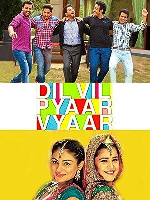 Dil Vil Pyaar Vyaar (2014) Download on Vidmate