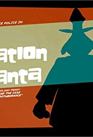 Sam and Max: Ice Station Santa Poster