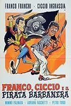Image of Franco, Ciccio e il pirata Barbanera