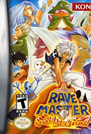 Rave Master: Special Attack Force Poster