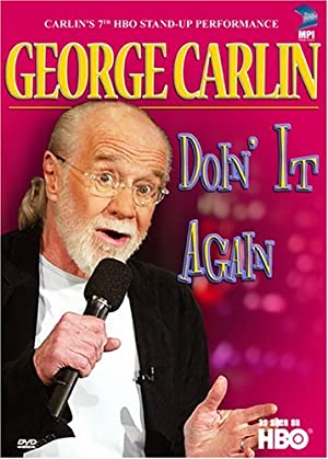 George Carlin: Doin' It Again poster
