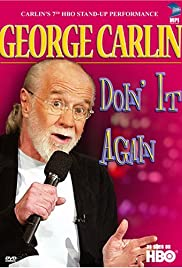 George Carlin: Doin' It Again Poster