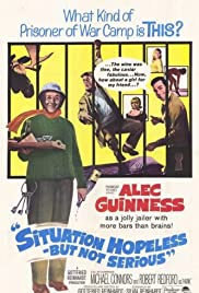 Situation Hopeless... But Not Serious (1965) Poster - Movie Forum, Cast, Reviews