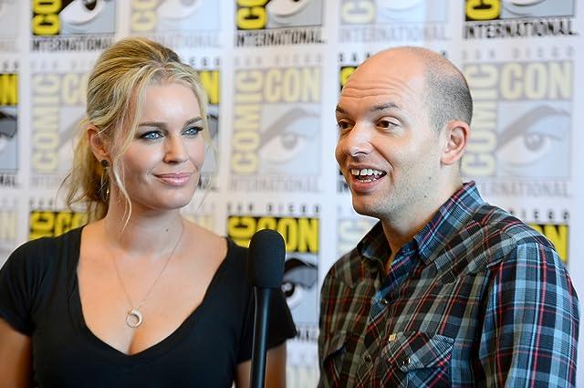 Rebecca Romijn and Paul Scheer at NTSF:SD:SUV (2011)
