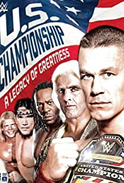 United States Championsip-A Legacy of Greatness Poster