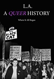 L.A.: A Queer History Poster