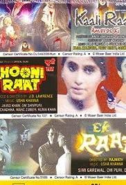 Khooni Raat Poster