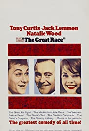 The Great Race Poster