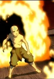 Sozin's Comet: Part 4 - Avatar Aang Poster
