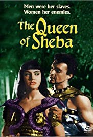 The Queen of Sheba Poster